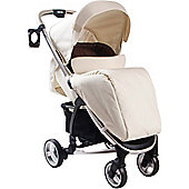 My Babiie Billie Faiers MB100 Pushchair (Cream)