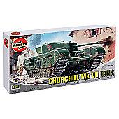 Churchill Mk VII Tank (A01304) 1:76