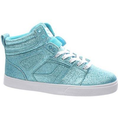 Osiris Raider Blue/White/Glitz Womens Shoe