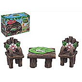 Enchanted Garden Fairy Table & Chairs