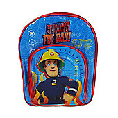 Fireman Sam 'Saving the Day' Backpack with Front Pocket