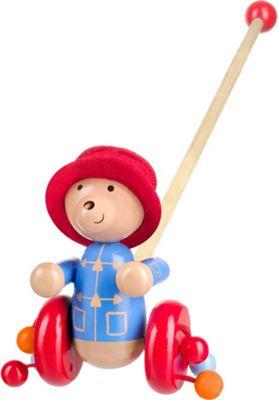 Orange Tree Toys Paddington Bear Push Along Wooden Toy
