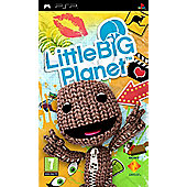 Little Big Planet (essentials) - PSP