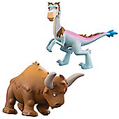 The Good Dinosaur Bisodon and Bubbha Action Figures - Toys/Games