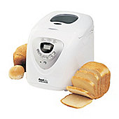 Morphy Richards 48280 Fastbake Breadmaker, 12 Programmes, 600W, in White