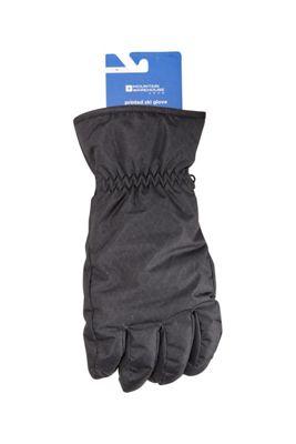 Mountain Warehouse Printed Ski Glove ( Size: XL )
