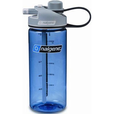 Nalgene Multi Drink Tritan Bottle 600ml Blue