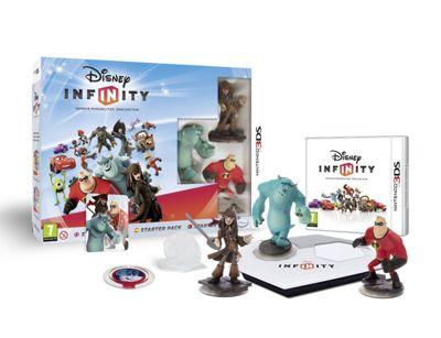 Infinity Starter Pack (3DS)