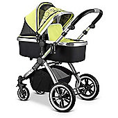 iSafe iVogue Pushchair & Carrycot (Pear)