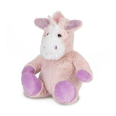 Intelex Warmies Heatable Unicorn Microwavable Cozy Plush Soft Toy