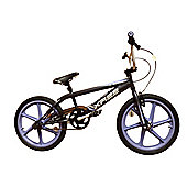 "Harlem XR22 20"" Wheel BMX Purple Mag Wheels"