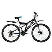 Boss Stealth Mens 26in Steel FS Mountain Bike
