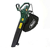 Webb EBV260 Electric Garden Vacuum & Leaf Blower