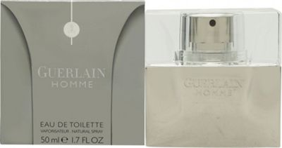 Guerlain Homme Eau de Toilette (EDT) 50ml Spray For Men