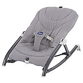 Chicco New Pocket Relax Baby Bouncer, Grey