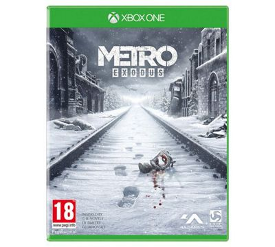 Metro Exodus- Xbox One
