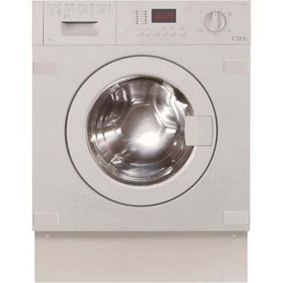 CDA CI371 Washing Machine, 7kg, 1400rpm, A+ Energy Rating, White