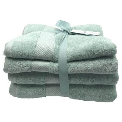 Kinglsey Hygro 4 Piece Towel Bale Duck Egg