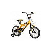 "JEEP TR14"" JUNIOR MTB YELLOW"