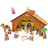 Janod The Nativity Scene