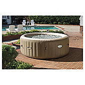 Intex Purespa 6 person Bubble Round Hot Tub Spa