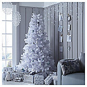 6ft White Alaskan Christmas Tree