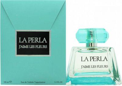 La Perla J'Aime Les Fleurs Eau de Toilette (EDT) 100ml Spray For Women