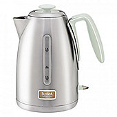 Tefal 1.7L Maison Stainless Steel Jug Kettle - Sage Green