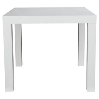 Kay Side Table White