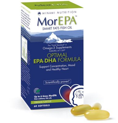 MorEpa - Smart Fats
