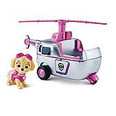 Paw Patrol Vehicle and Pup - Skye