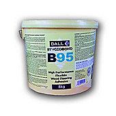 Ball Styccobond B95 Solid Wood Flooring Adhesive