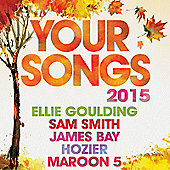 YOUR SONGS 2015 (2CD)