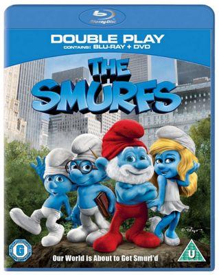 The Smurfs: Tesco Exclusive (Blu-ray)