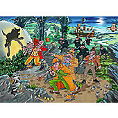 Wasgij Mystery 14 - The Hound of Wasgijville - 1000pc Puzzle