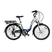 Batribike Diamond Pro Electric Bike Blue White