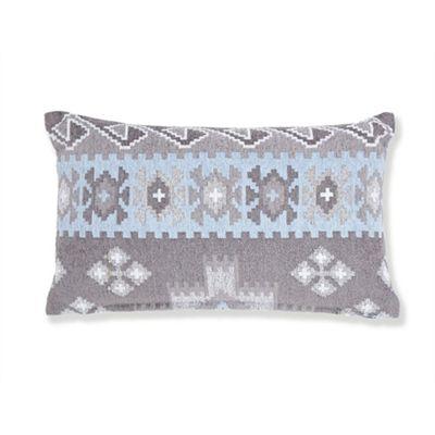 Bianca Kilim Weave Cushion - Multi-Colour