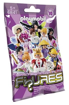 Playmobil 6841 Girl Figures Series 10 (one supplied)