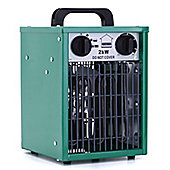 Hydrogarden 2kW Greenhouse fan heater/Grow house heater