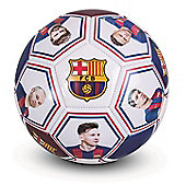 FC Barcelona Size 5 Photo & Signature Football