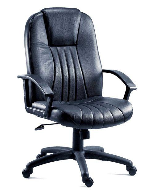 Modal City Leather Executive Armchair