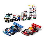 Block Tech Extra Large Motorsport Racing Set