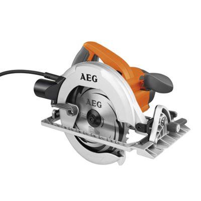 AEG KS66C Circular Saw 185mm 66mm DOC 110 Volt