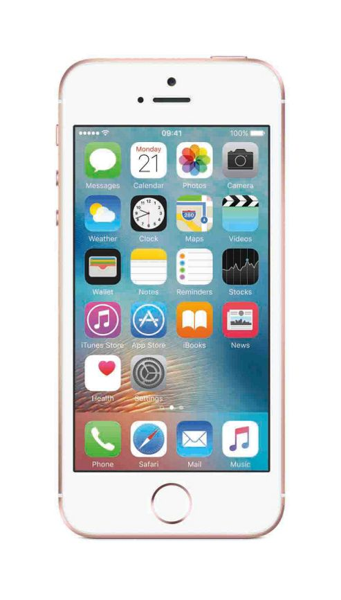 Tesco Mobile Iphone Se Gb