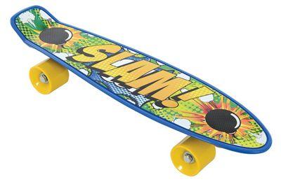 Bored X Pop Art Slam Cruiser Skateboard