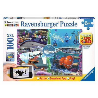 Finding Nemo - Augmented Puzzle - XXL100