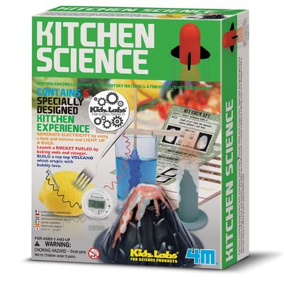 Great Gizmos Kidz Labs Kitchen Science