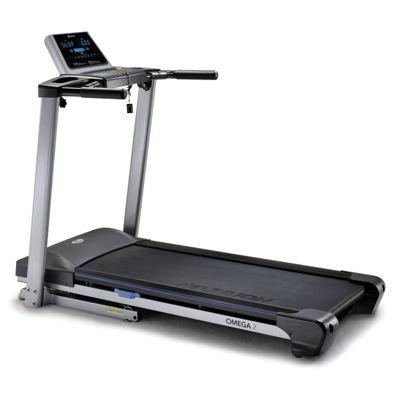Horizon Omega 2 Folding Treadmill