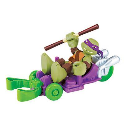 Teenage Mutant Ninja Turtles Half-Shell Heroes Donnie Figure with Luge