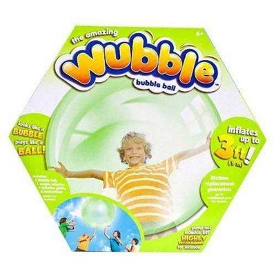The Amazing Wubble Bubble Ball Green
